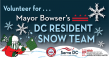 DC Resident Snow Team